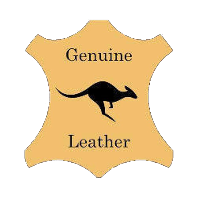GENUINE KANGAROO LEATHER