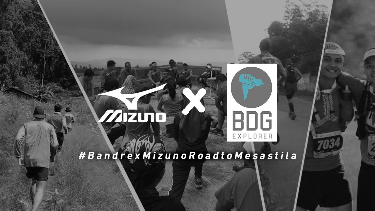 Bandrex Mizuno Road To Mesastila Challenge