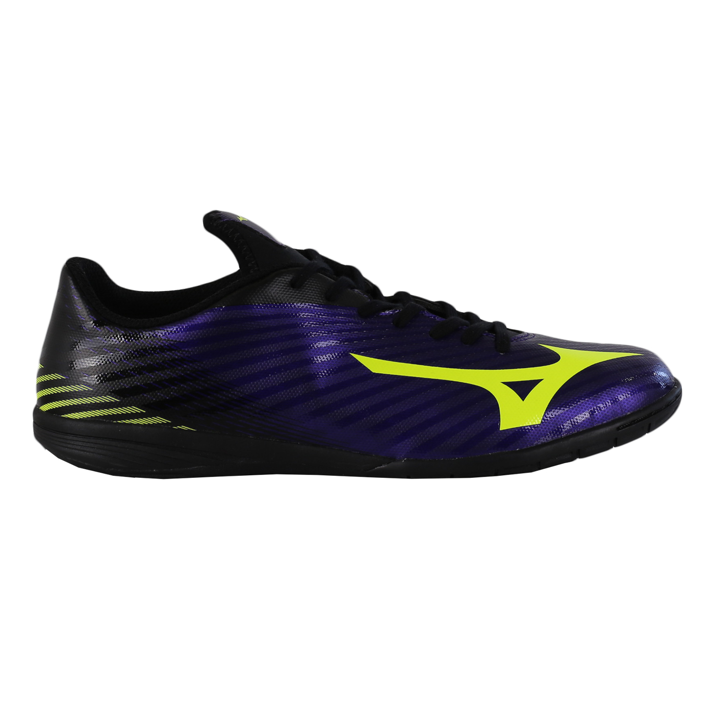 BASARA SALA SELECT IN - DEEP WISTERIA/ SAFETY YELLOW/ BLACK