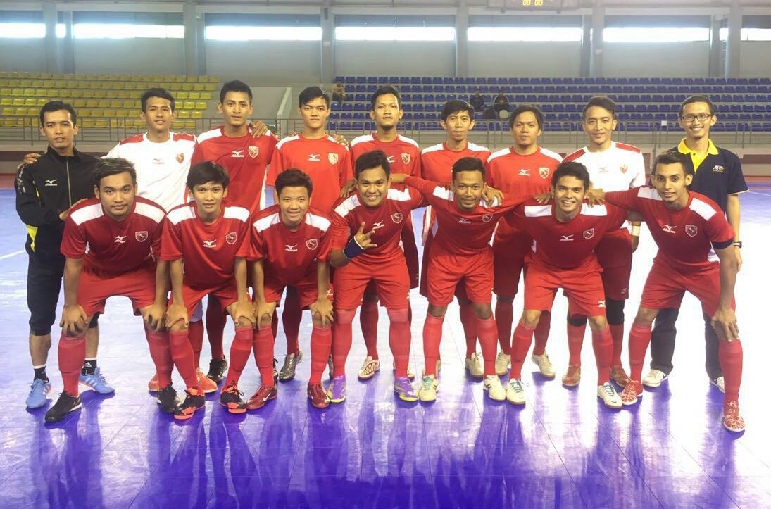 Biangbola Futsal Team Crowned as Independence Cup Champions 2016