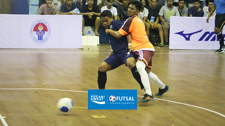Final Result PSFC 2016 Region: Samarinda