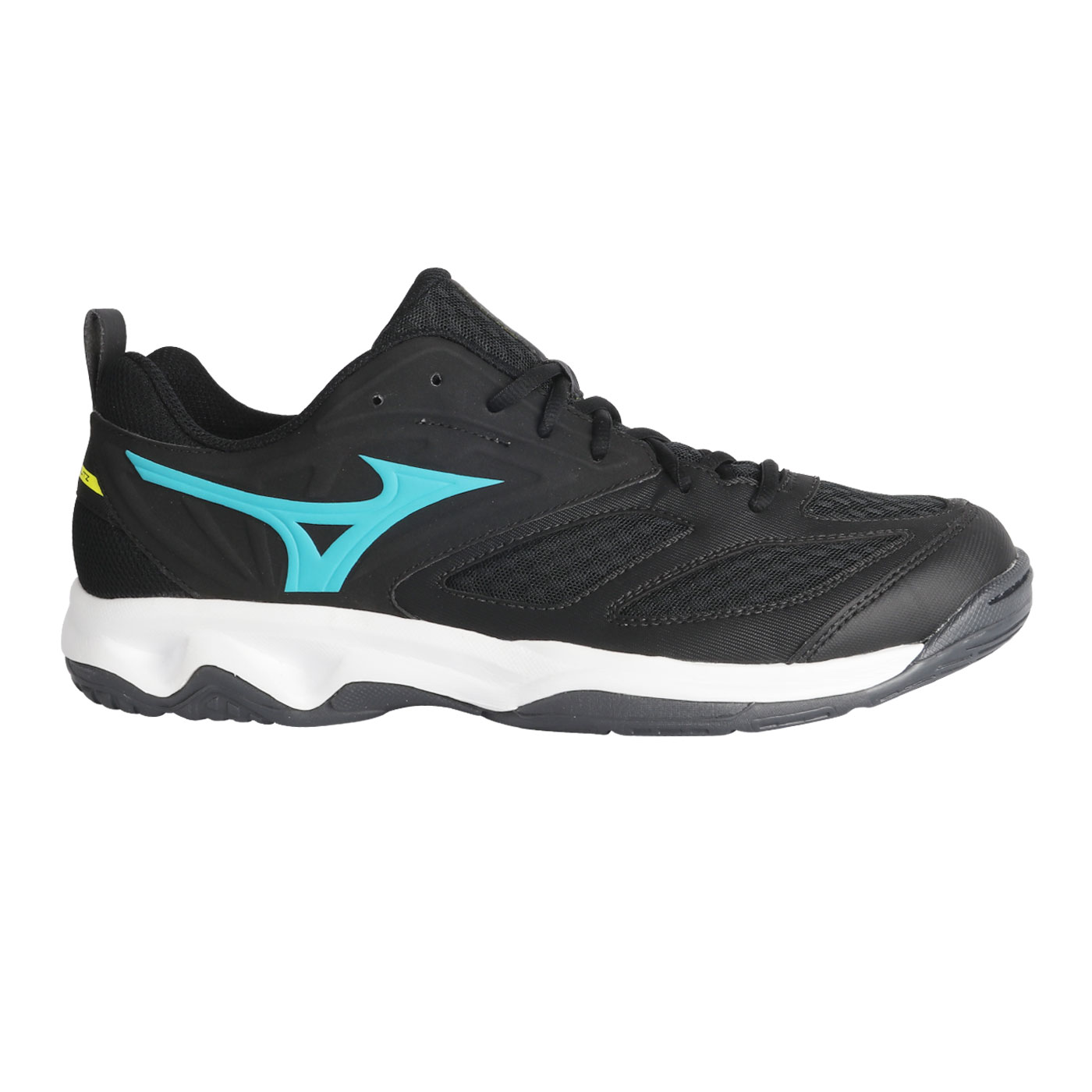 MIZUNO DYNABLITZ-BLACK/BLUE ATOLL/FLASH