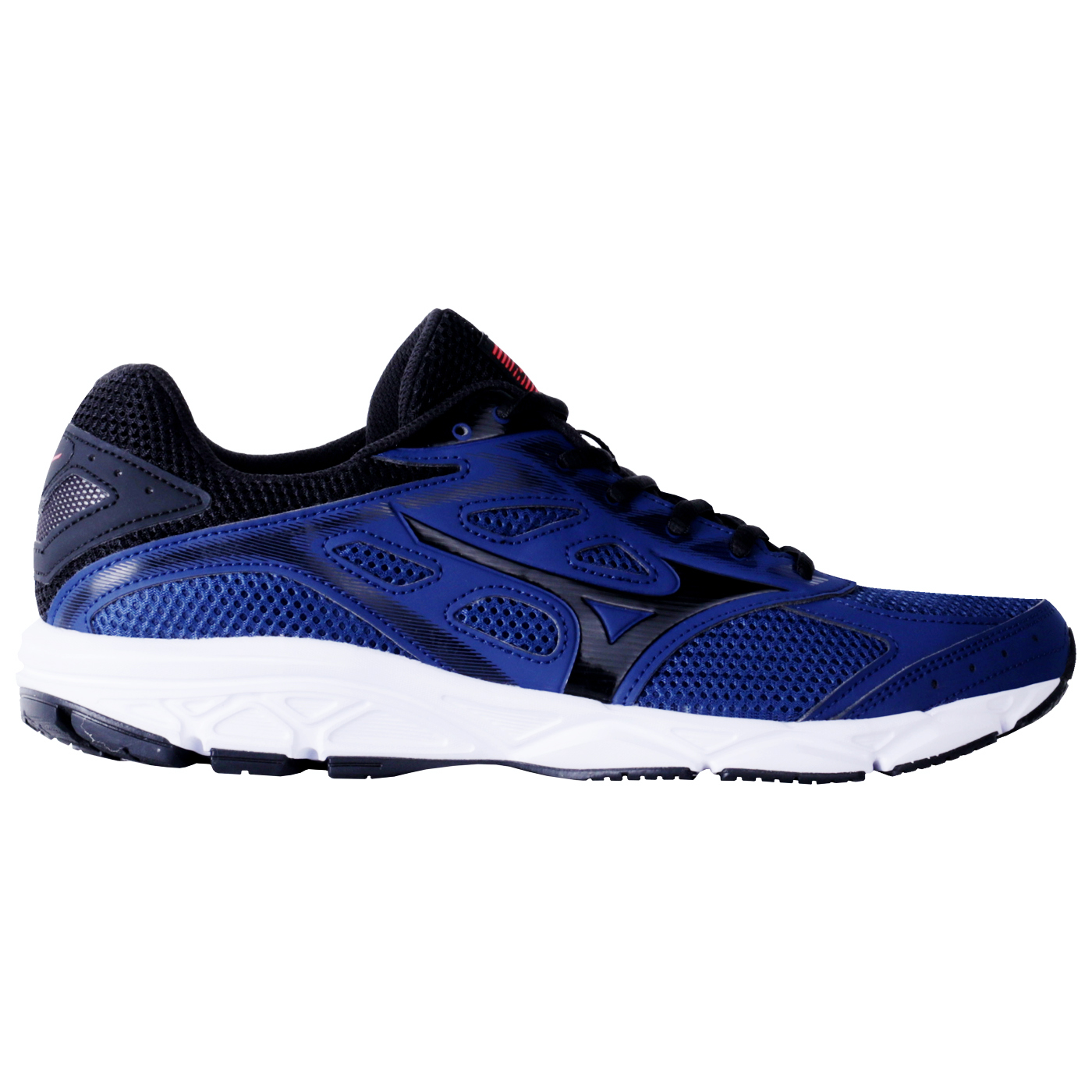 MIZUNO SPARK 4 - ESTATE BLUE/BLACK/TOMATO