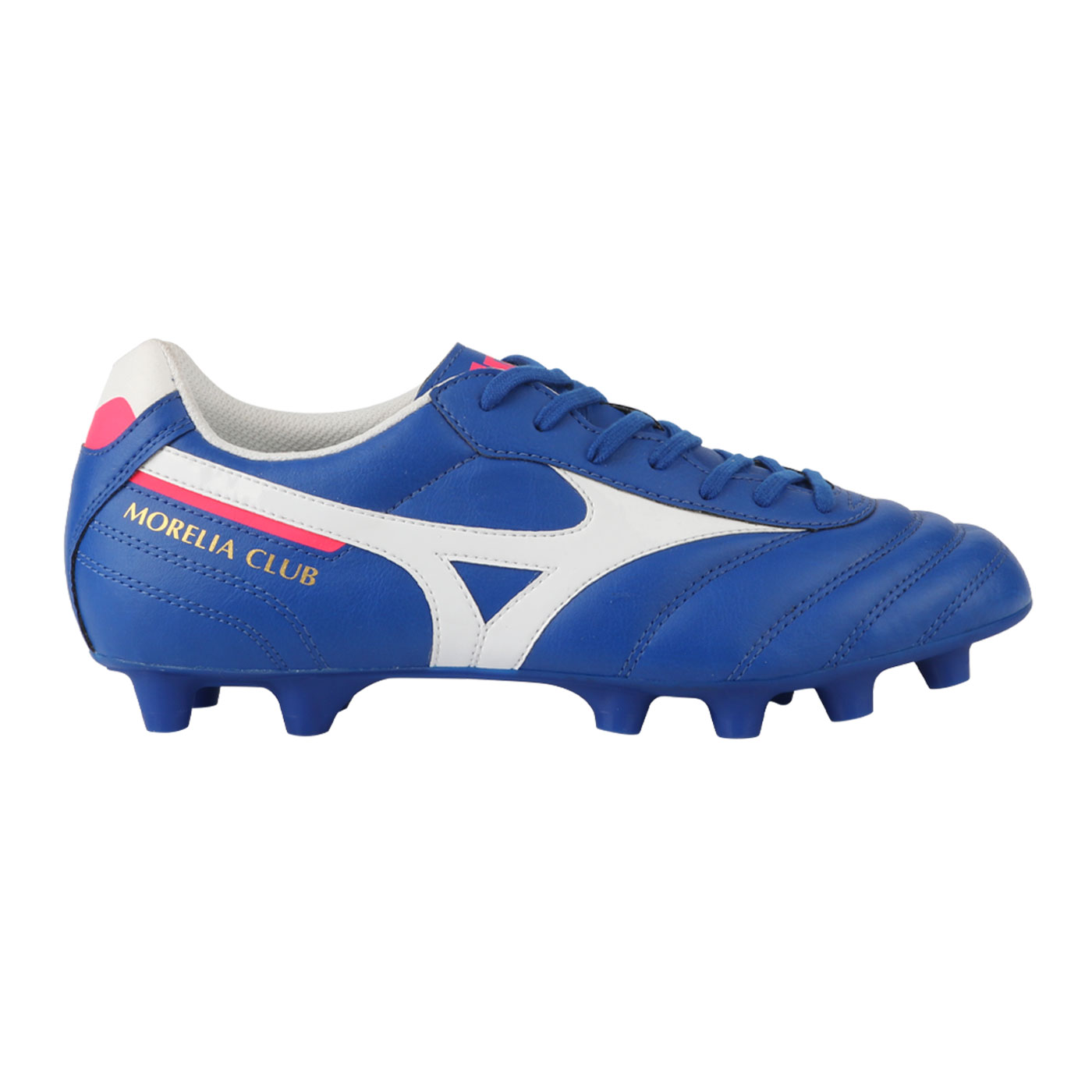 MORELIA II CLUB (Short Tongue)-REFLEX BLUE C/WHITE