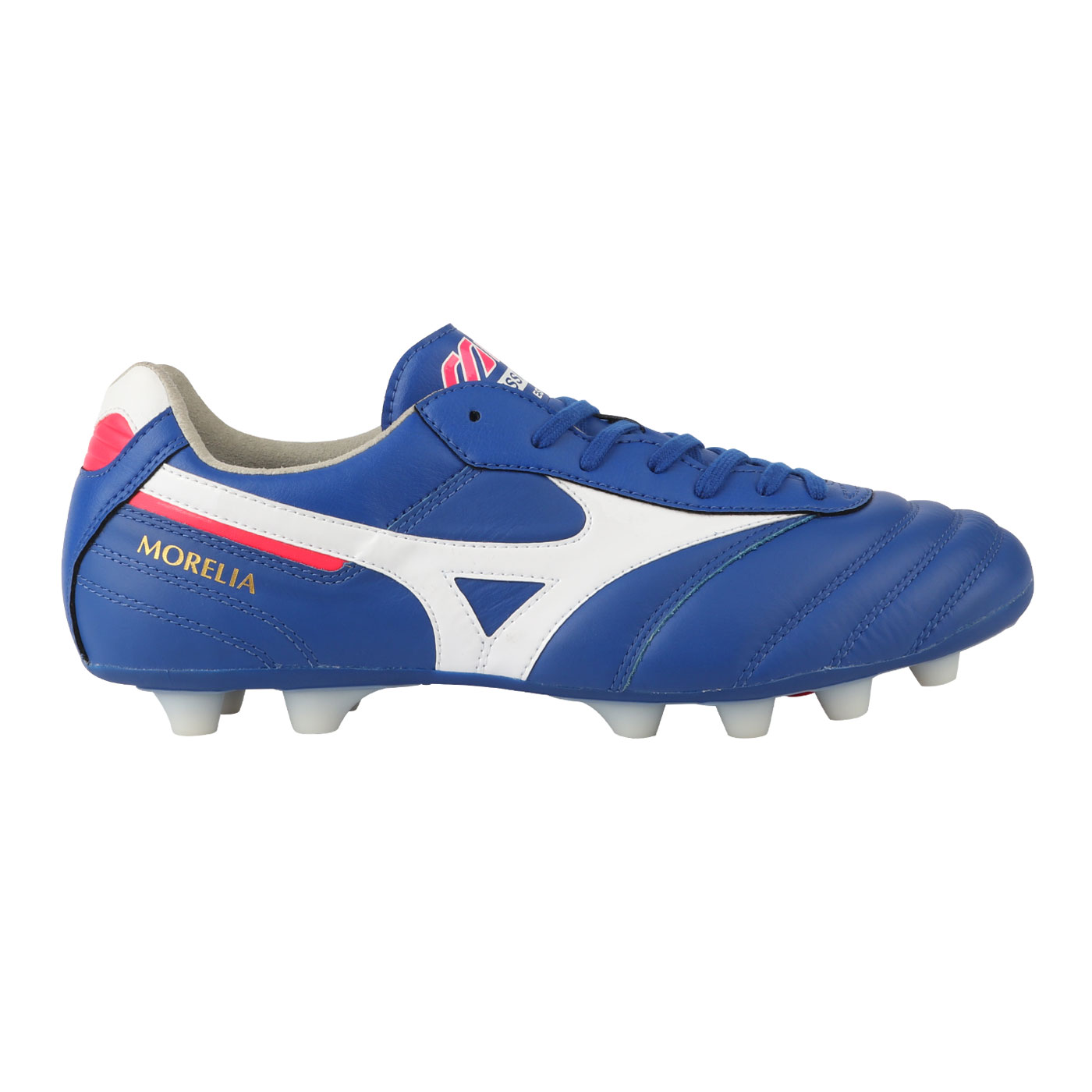 MORELIA II ELITE (Short Tongue)-REFLEX BLUE C/WHITE