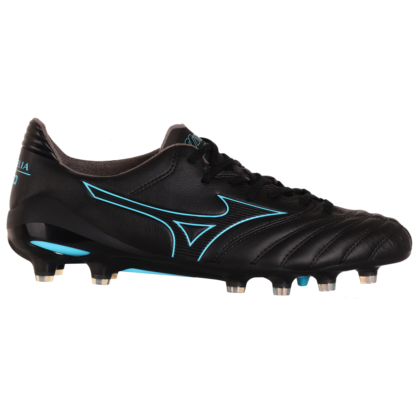 MORELIA NEO II MD - BLACK/ BLUE ATOLL