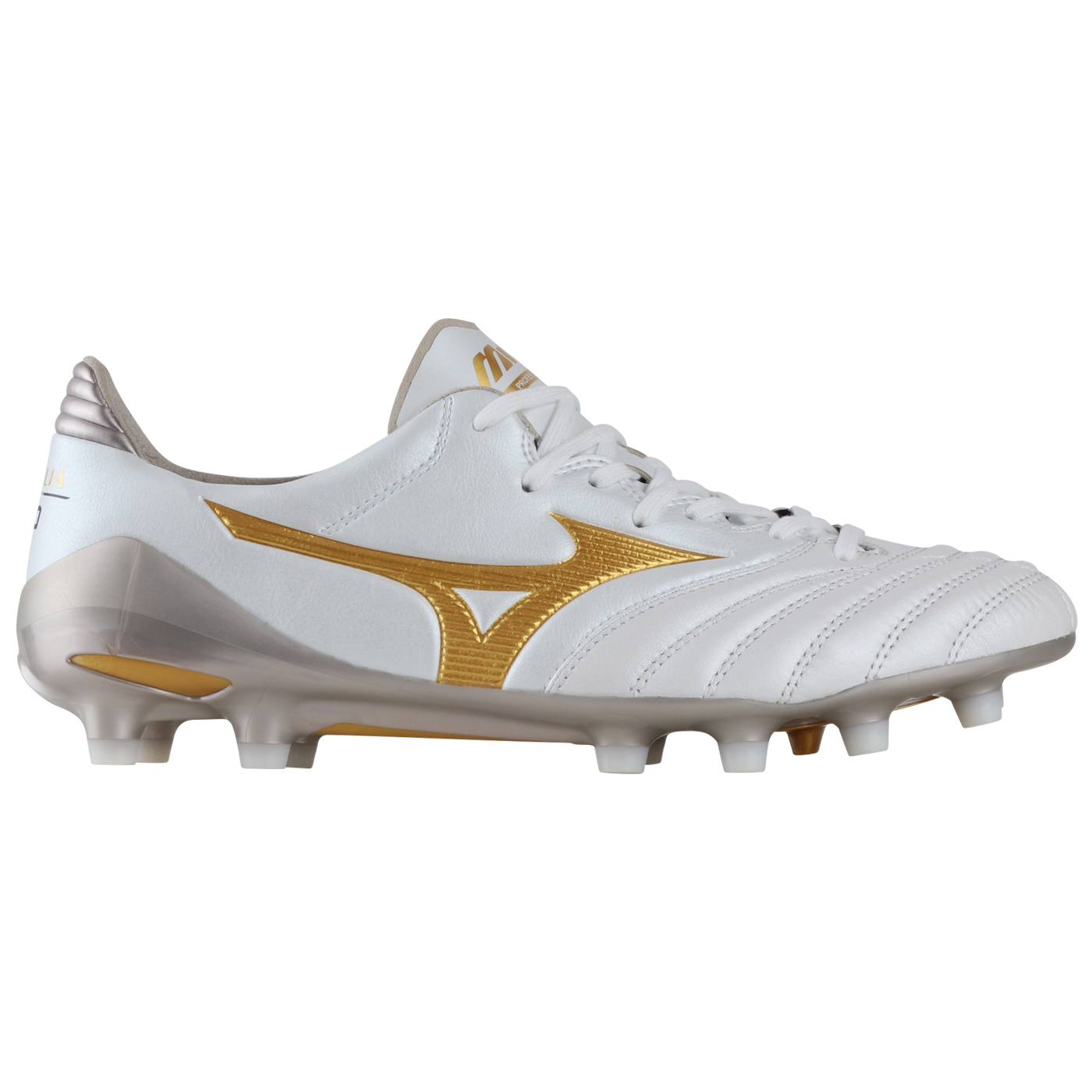 MORELIA NEO II MD - WHITE/GOLD/