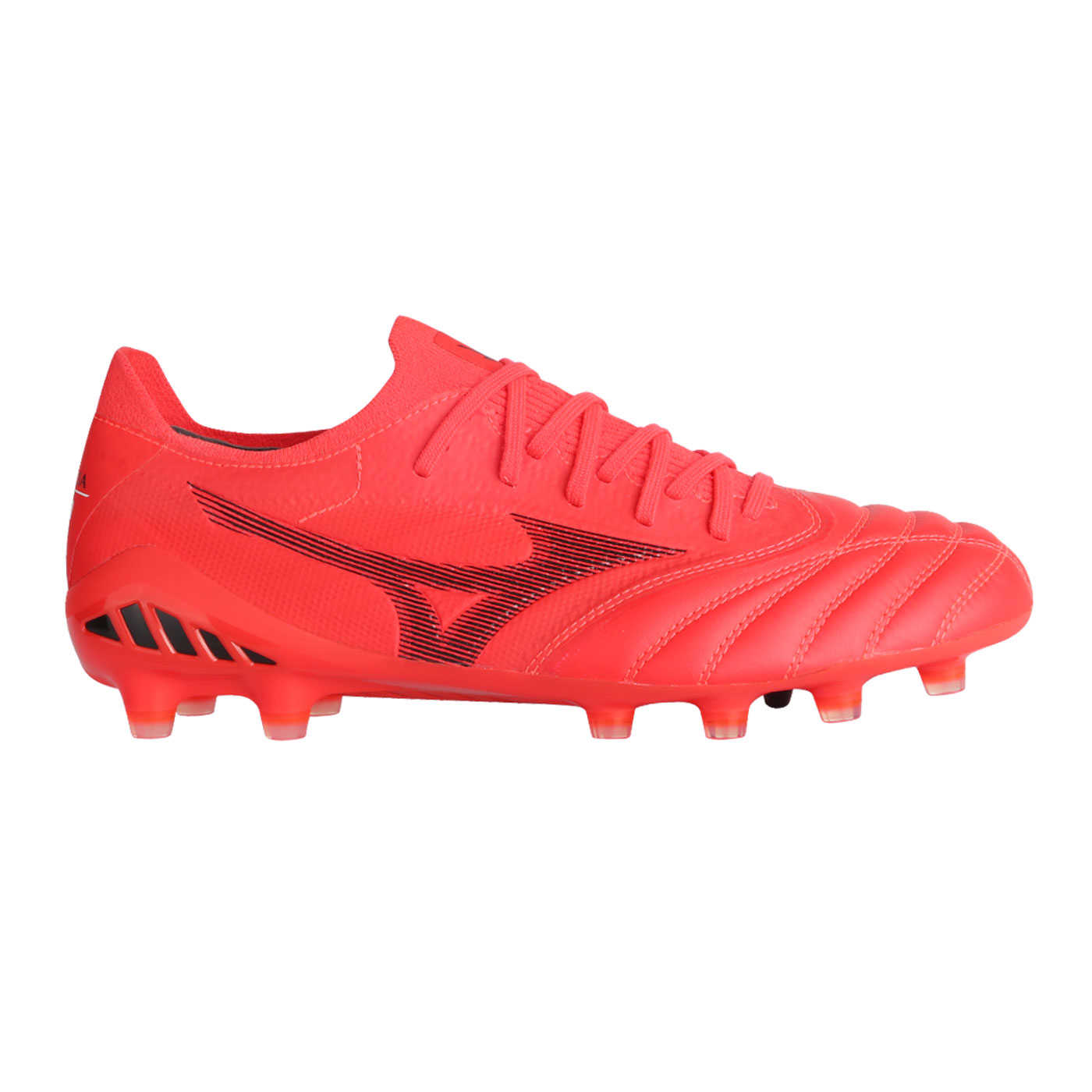 MORELIA NEO III BETA ELITE-IGNITION RED/BLACK