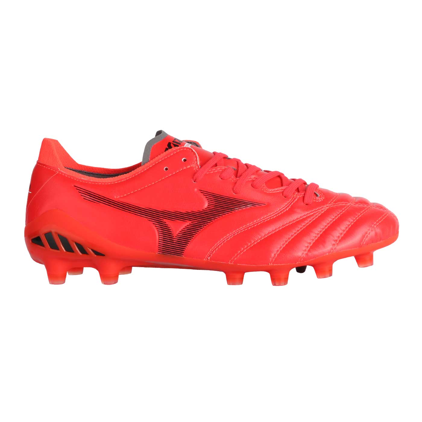 MORELIA NEO III ELITE-IGNITION RED/BLACK