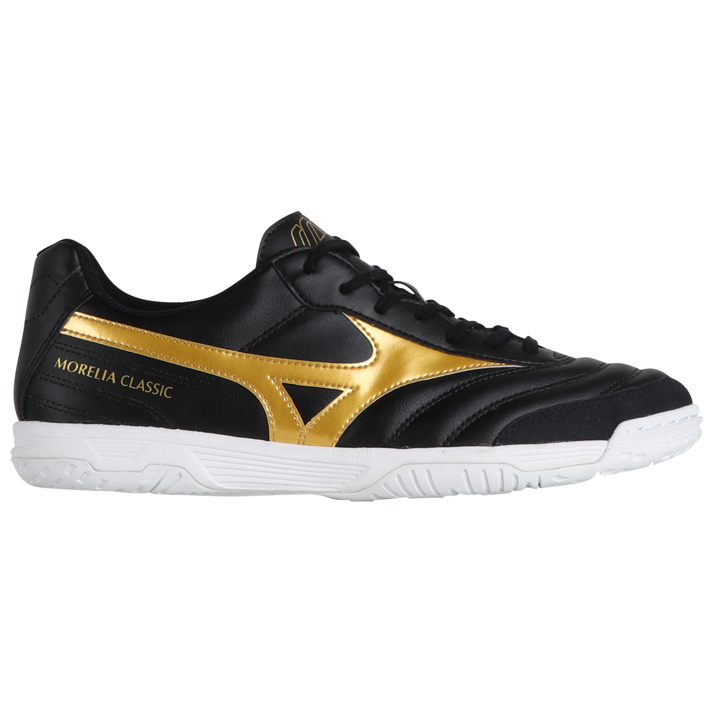 MORELIA SALA CLASSIC IN - BLACK/GOLD/
