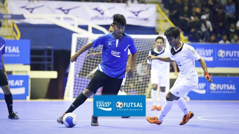SMAN 13 Medan Becomes Grand Champions of Pocari Sweat Futsal Championship 2016