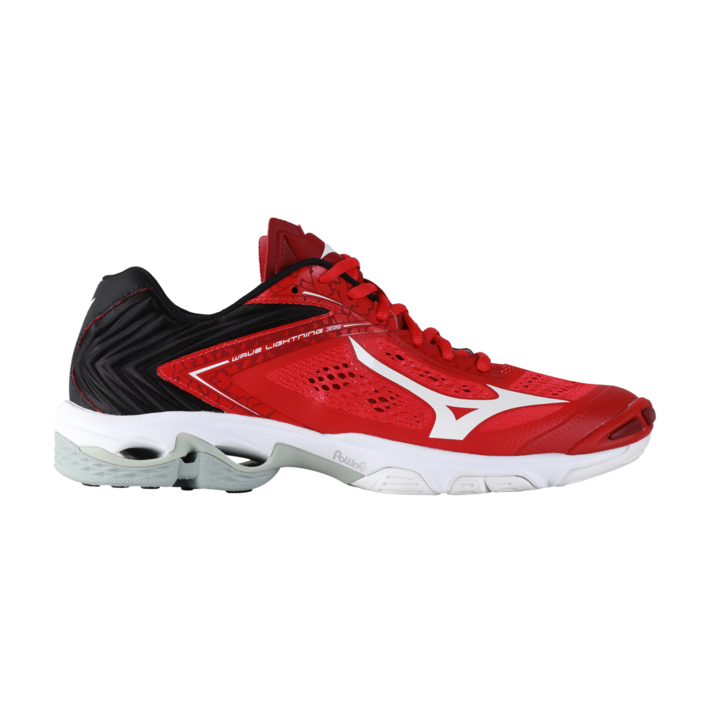 WAVE LIGHTNING Z5 - TOMATO/WHITE/BLACK