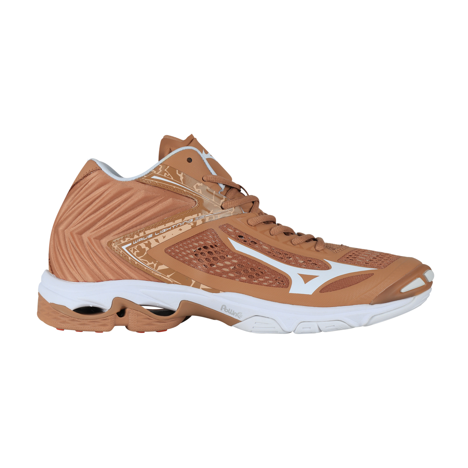 WAVE LIGHTNING Z5 MID - INDIAN TAN/WHITE/SHEEPSKIN