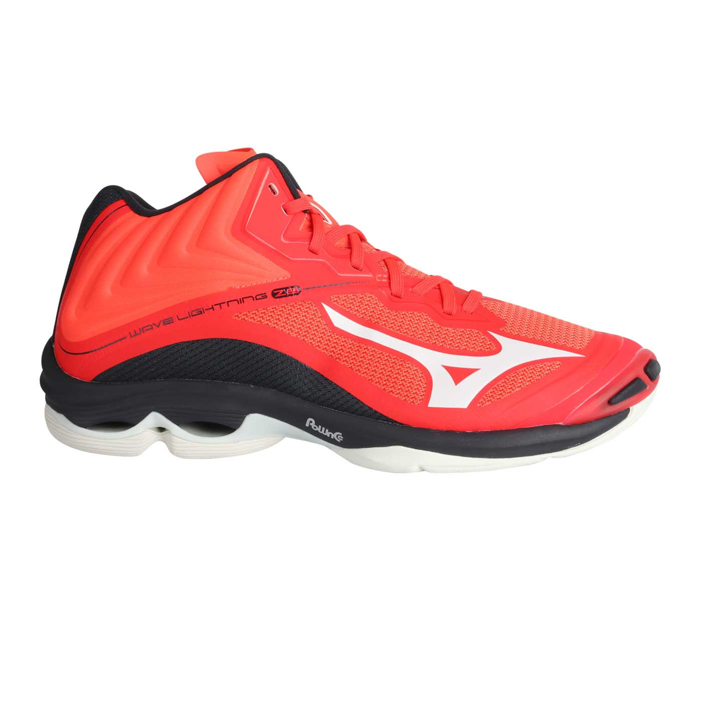 WAVE LIGHTNING Z6 MID-IGNITION RED/WHITE/BIT OF BLUE