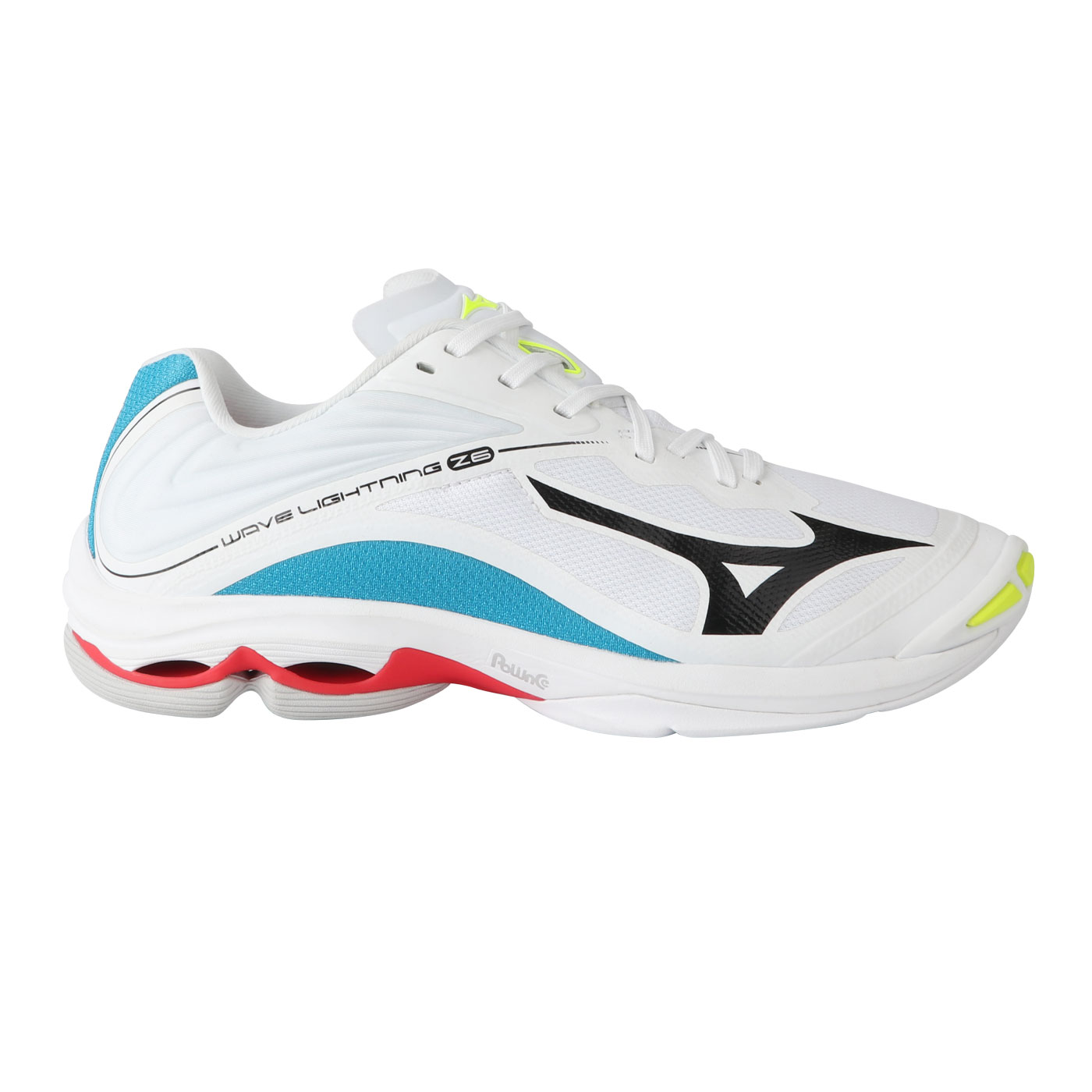 WAVE LIGHTNING Z6-WHITE/BLACK /DIVA BLUE