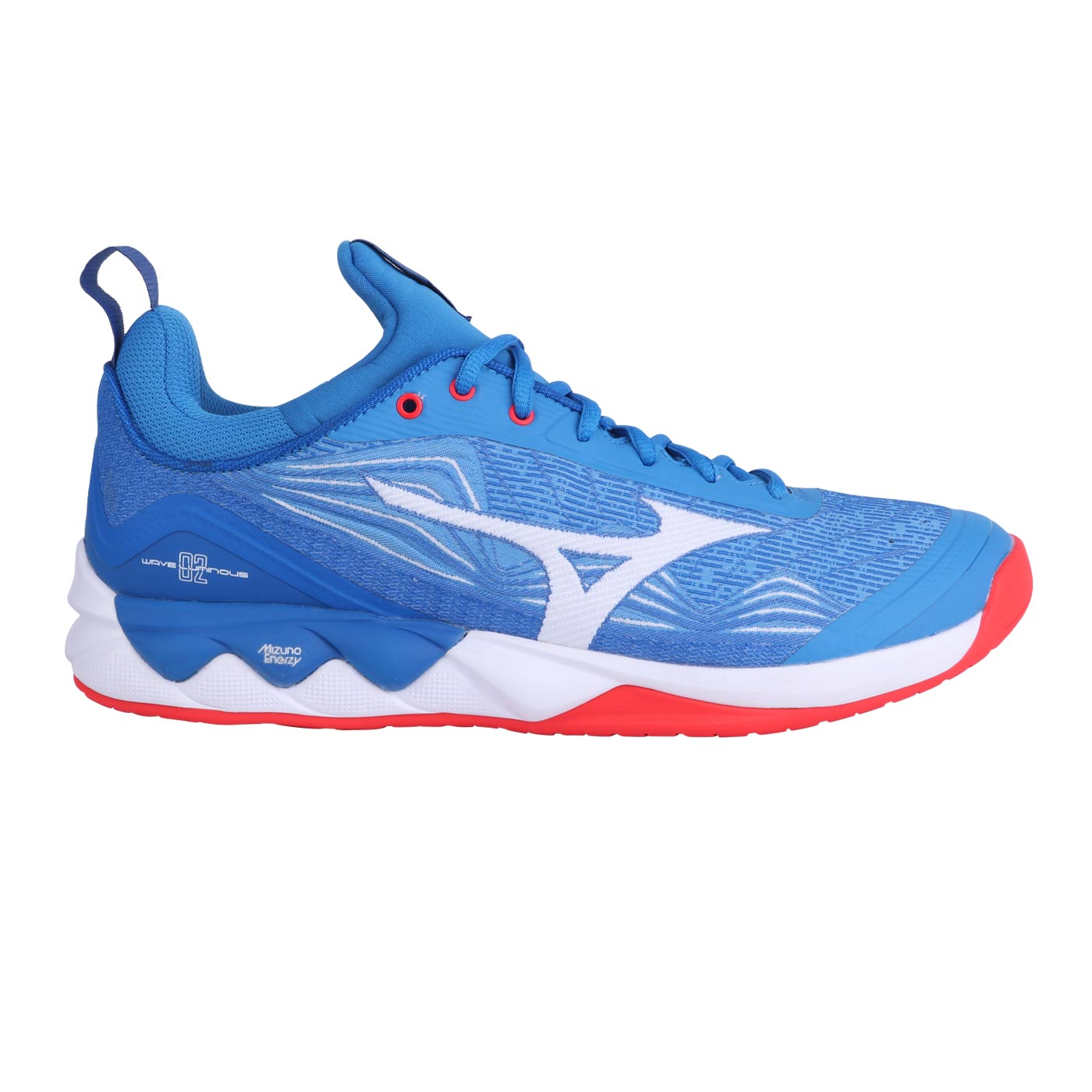WAVE LUMINOUS 2-FRENCH BLUE/WHITE/IGNITION RED