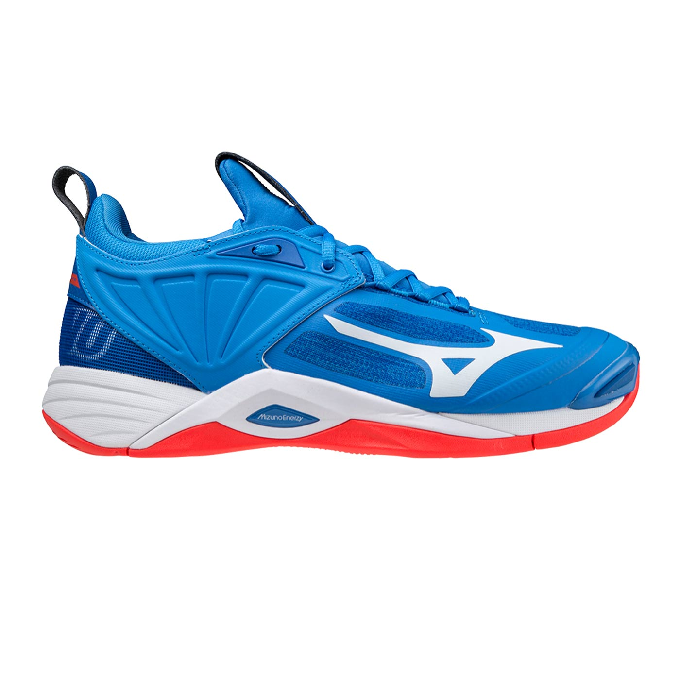 WAVE MOMENTUM 2-FRENCH BLUE/WHITE/IGNITION RED