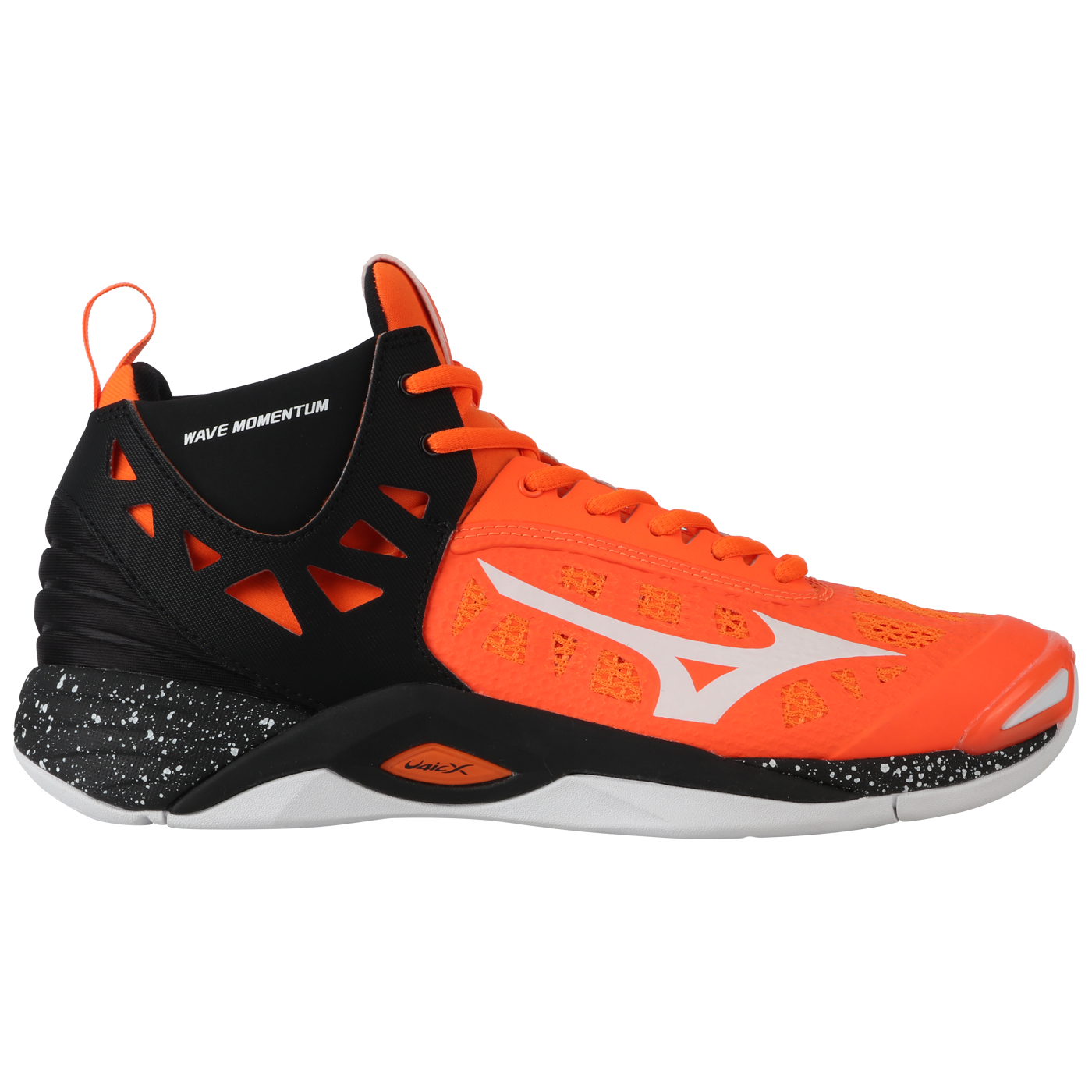 WAVE MOMENTUM MID - ORANGE CLOWN FISH/WHITE/BLACK