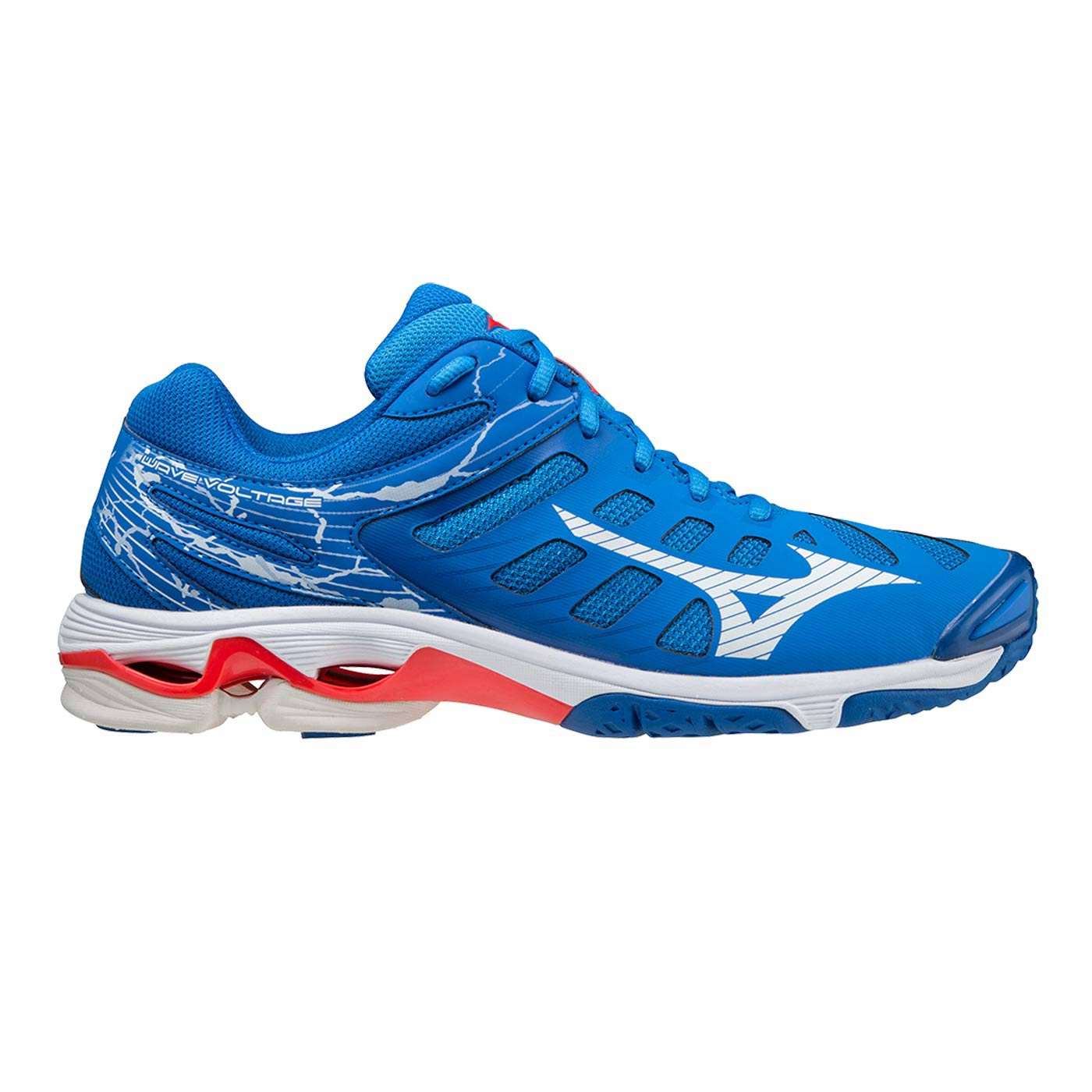 WAVE VOLTAGE-FRENCH BLUE/WHITE/IGNITION RED
